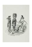 Eskimo of the North Coast of America Giclee Print by Edward Adams