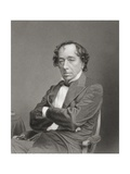 Benjamin Disraeli, 1st Earl of Beaconsfield, 1883 Giclee Print