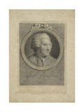 Hubert Gravelot, Engraved by Jean Massard the Elder (1740-1822), C.1770 Giclee Print by Maurice Quentin de La Tour