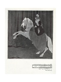 Chopin, Ballade III. Op.47 Giclee Print by Aubrey Beardsley