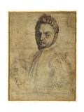 Giovanni Gabrielli, 'Il Sivello' Giclee Print by Agostino Carracci
