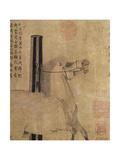Night-Shining White, Tang Dynasty (618-907) C.750 Giclee Print by  Han Gan