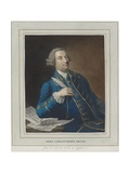 John Christopher Smith, C.1760 Giclee Print by William Nelson Gardiner