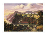 View from West Point Giclee Print by Thomas Chambers
