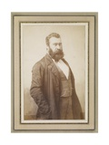 Jean-Francois Millet, C.1855 Giclee Print by  Nadar