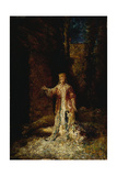Lady Macbeth Giclee Print by Adolphe Joseph Thomas Monticelli