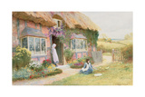 Peaceful Afternoon Giclee Print by Arthur Claude Strachan