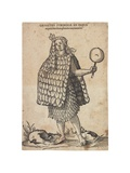 Aztec Woman, C.1580-1600 Giclee Print by Christof Weiditz