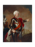 Portrait of Frederick William I, King in Prussia, C.1733 Giclee Print by Antoine Pesne