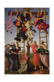 The Deposition, 1503-7 Giclee Print by  F. Lippi and P. Perugino