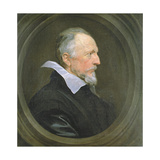 Portrait of a Gentleman Giclee Print by Sir Anthony van Dyck
