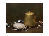 Still Life with Ducks Giclee Print by Emil Carlsen