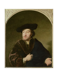 Portrait of a Gentleman Giclee Print by Ferdinand Bol