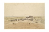 Ghuznee, Looking South, 1836 Giclee Print by Godfrey Thomas Vigne
