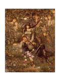 Acrasia, C.1888 Giclee Print by John Melhuish Strudwick
