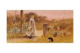 Evening, 1895 Giclee Print by Thomas James Lloyd