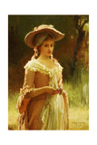 Olivia, 1880 Giclee Print by Marcus Stone