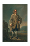 Industrious Farmer, C.Early 1750s Giclee Print by Francis Hayman