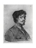 Henry Harland Giclee Print by Aubrey Beardsley