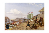 Marriage of the Daughters of Senhor Pascoal De Menezes, 1859 Giclee Print by Thomas Baines