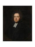 Rev. Thomas Wood Giclee Print by Thomas Gibson