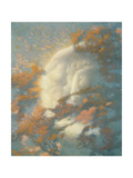 Pack Clouds Away and Welcome Day Giclee Print by Edward Robert Hughes