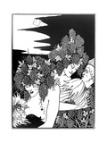 The Snare of Vintage', 1894 Giclee Print by Aubrey Beardsley
