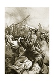 The Battle of Kandahar, September 1st 1880 Giclee Print by Christopher Clark