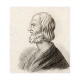 Hesiod, 1825 Giclee Print
