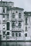 Palazzo Contarini Fasan Photographic Print