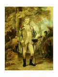 General George Washington Giclee Print by Thomas Stothard