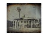 Alexandria, 1841-44 (Daguerrotype) Giclee Print by Philibert Joseph Girault de Prangey