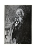 Jules Ferry, 1893 Giclee Print by Aubrey Beardsley