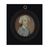 Portrait of Prince Henry Benedict Stuart, Called Cardinal York, Possibly 1734 Giclee Print by Orsola Urbani