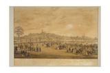 Wolverhampton Racecourse Giclee Print by Robert Noyes