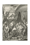 The Circumcision of Christ, 1762 Giclee Print by Gerard Hoet