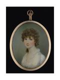 Susannah Elizabeth Knight, Lady Delaval, C.1795 Giclee Print by Samuel Shelley