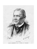 Lord Lyons, 1887 Giclée-Druck von Gaston Vuillier
