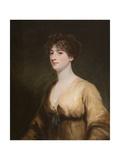 Mrs. Frances Henrietta Jerningham (Later Lady Stafford), 1800 Giclee Print by John Hoppner
