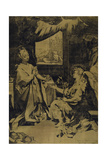 The Annunciation Giclee Print by Federico Barocci