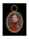 George IV as Prince Regent, 1830 Giclee Print by Henry Bone