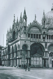 View of the Basilica Di San Marco Photographic Print