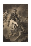 Smith, Captain of the 'tigre', in the Battle of Acre, 1799 Giclee Print by Antoine Cardon
