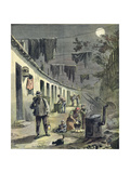 The Ragpickers of Paris, Illustration from the Illustrated Supplement of Le Petit Journal, 27th… Giclee Print by Henri Meyer