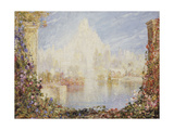 Fairyland Castle Giclee Print by Thomas Edwin Mostyn