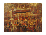 The Opening of the Great Exhibition, 1851 Giclee Print by James Digman Wingfield