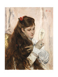 La Toilette Giclee Print by Alfred Emile Léopold Stevens