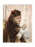 La Toilette Giclee Print by Alfred Emile Stevens