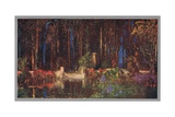 Enchanted Giclee Print by Thomas Edwin Mostyn