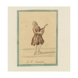 J. F. Handel, Mid-19th Century Giclee Print